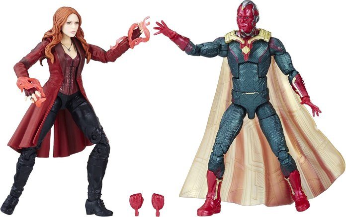 Trending Toys : Top 3 Hot Toys Marvel Avengers Age of Ultron Scarlet Witch