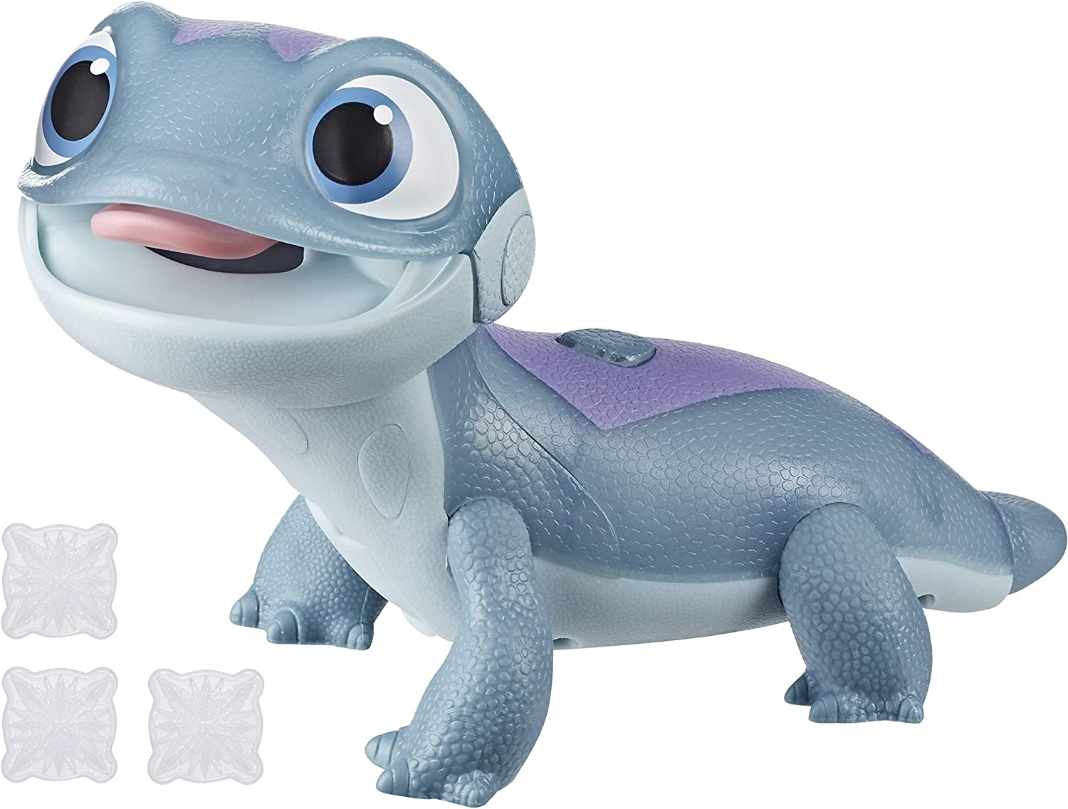 Amazon Com Disney Frozen Fire Spirit S Snowy Snack Salamander Toy With Lights Inspired 2 Movie Toys Games