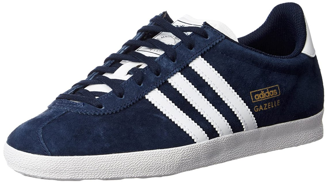 Adidas Gazelle Homme Bleu 1