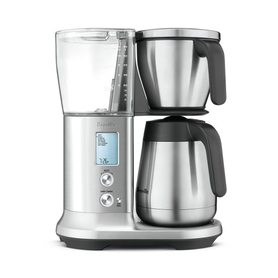 Breville BDC450BSS Precision Brewer Thermal Coffee Maker review