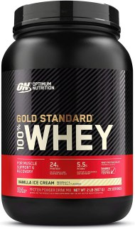 ON Whey Protein - Get your ABs