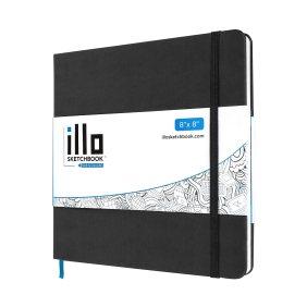 illo Sketchbook, Large, Square, Sketch Book