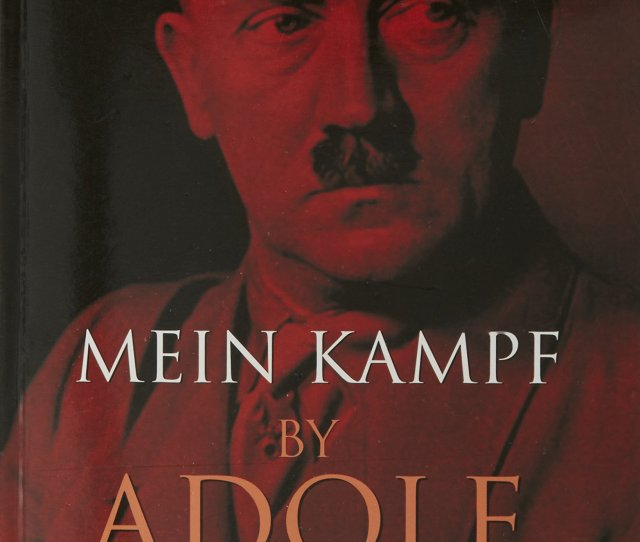 Amazon Com Mein Kampf  Adolf Hitler Books