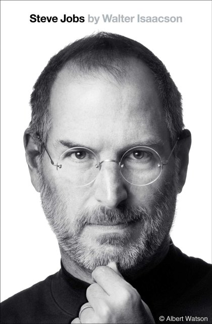 Steve Jobs: Isaacson, Walter: 9781451648539: Amazon.com: Books