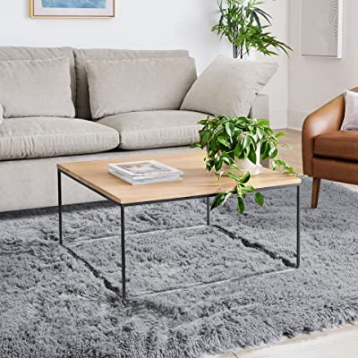 Buy Light Gray Area Rug For Bedroom 4 X6 Fluffy Shag Rug For Living Room Furry Carpet For Kids Room Shaggy Throw Rug For Nursery Room Fuzzy Plush Rug Grey Carpet Rectangle Cute Room Decor For Baby Online In Indonesia B08rdpmwls