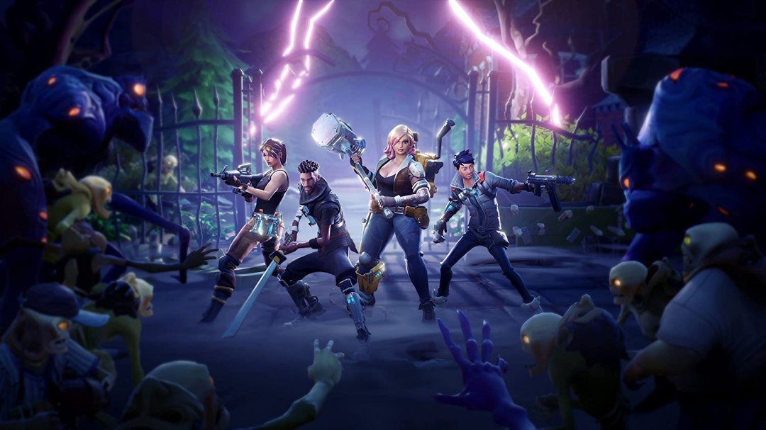 Fortnite 'Hard Days Night' Cinematic Launch Trailer