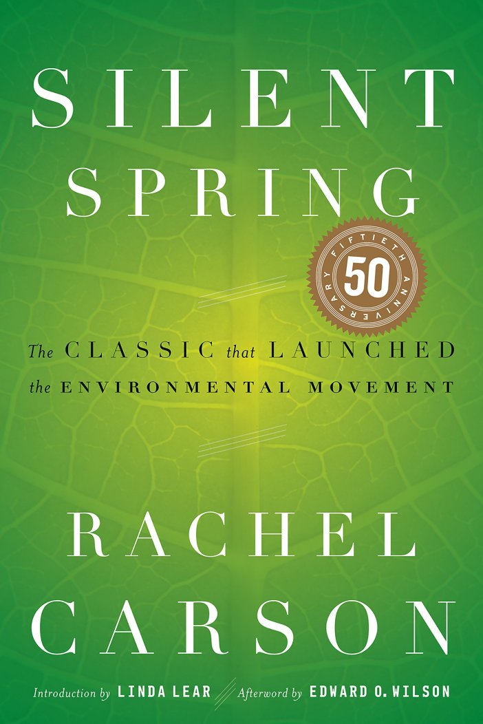 Silent Spring Anniversary Edition, Kindle Edition