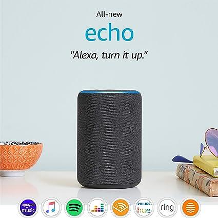 Resultado de imagem para Amazon Echo