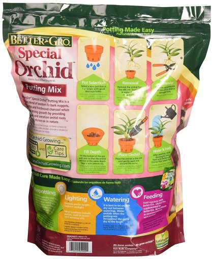 Sun Bulb 50000 Better GRO Special Orchid Mix review