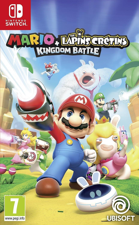 Mario et Les Lapins Crétins Kingdom Battle