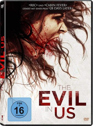 The Evil in US DVD Deutsch