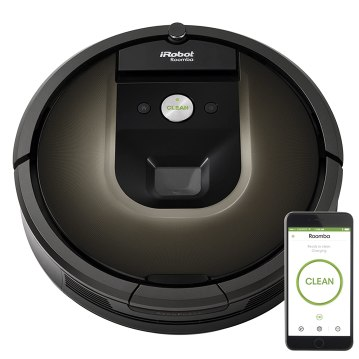 iRobot Roomba 980 Robot Vacuum Black Friday Deal 2018