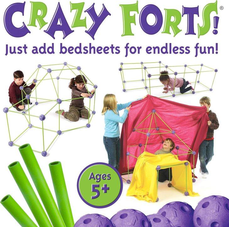 Crazy Forts Fort Maker