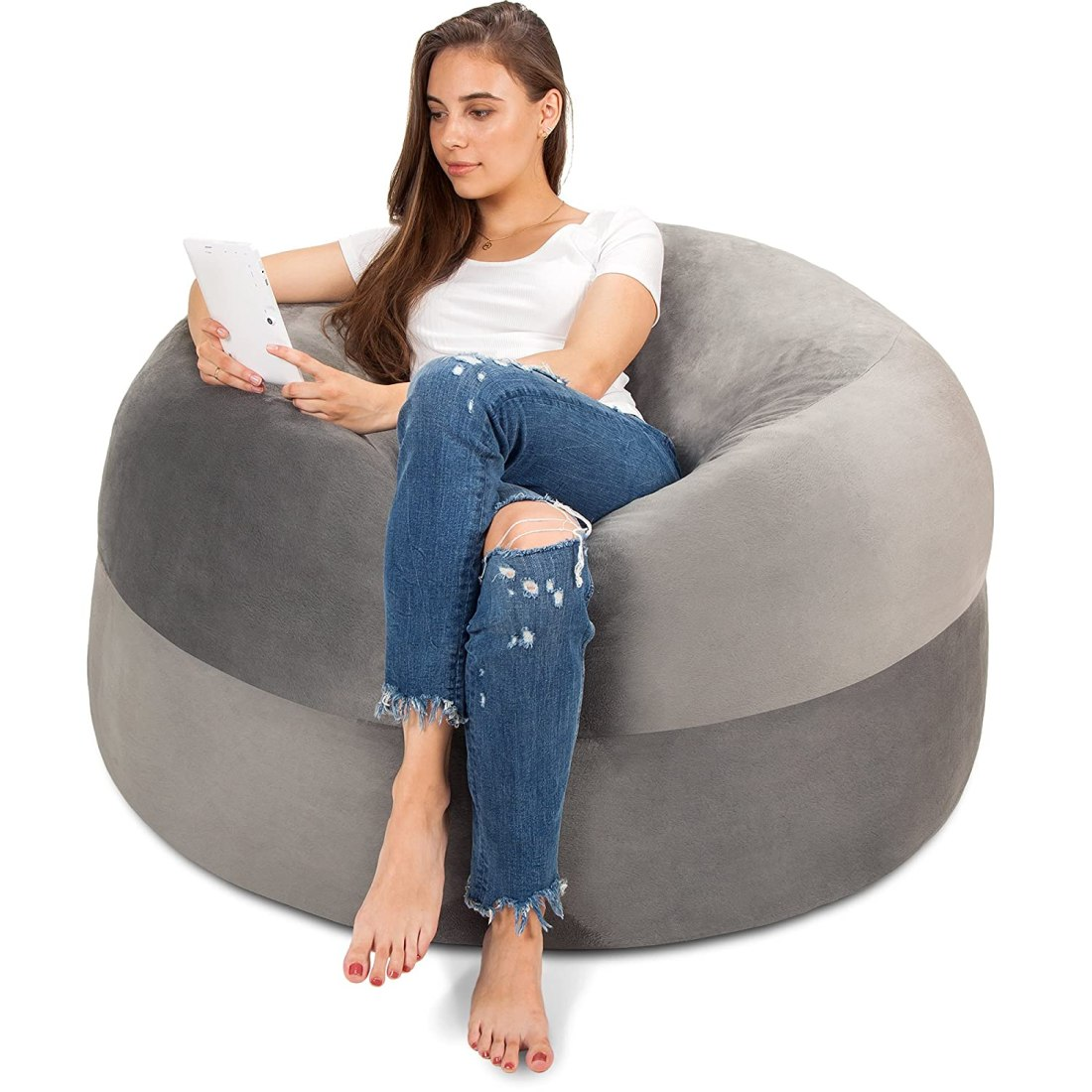 Wondrous Bean Bag Chair An Ideal Companion For Kids And Adults Ibusinesslaw Wood Chair Design Ideas Ibusinesslaworg