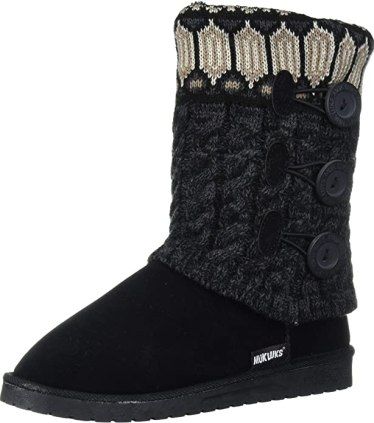 MUK LUKS Womens Women's Cheryl Boots Fashion Boot