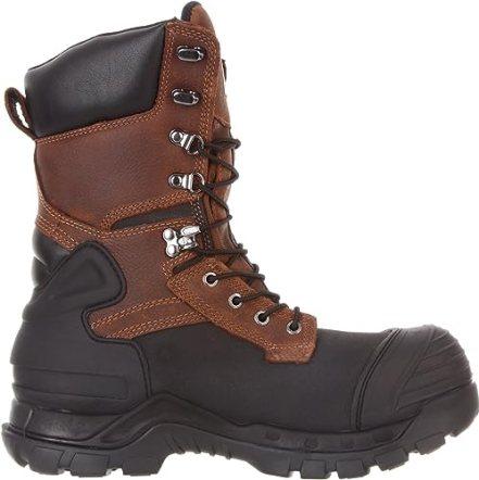 Carhartt Men's Waterproof Insulated PAC Composite Toe Boot