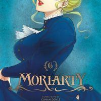 Moriarty - Tome 6 : Ryôsuke Takeuchi & Hikaru Miyoshi