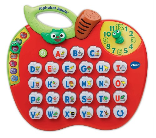 Image result for vtech alphabet apple amazon
