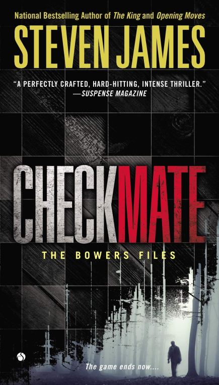 Amazon.com: Checkmate (The Bowers Files) (9780451467348): James ...