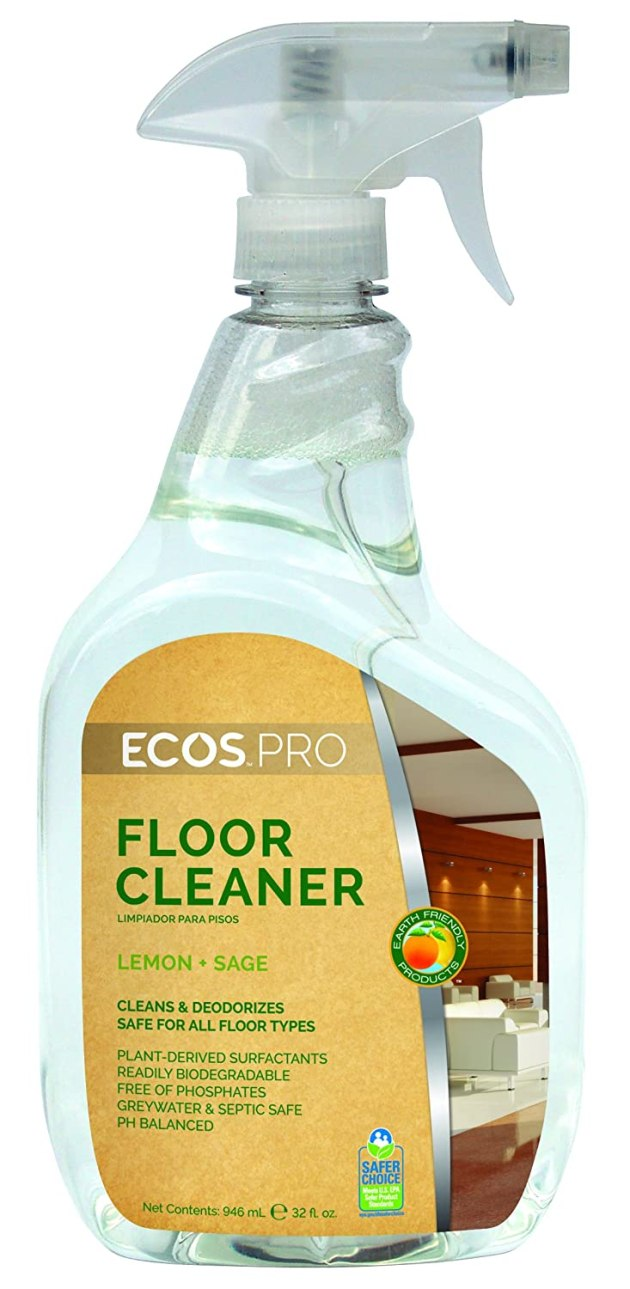 Ecos Natural Floor Cleaner