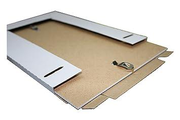 Rahmenloser Bilderrahmen Bildhalter Bildträger Mit Clip Rahmen Kunstglas Plexi 50 X 60 Cm