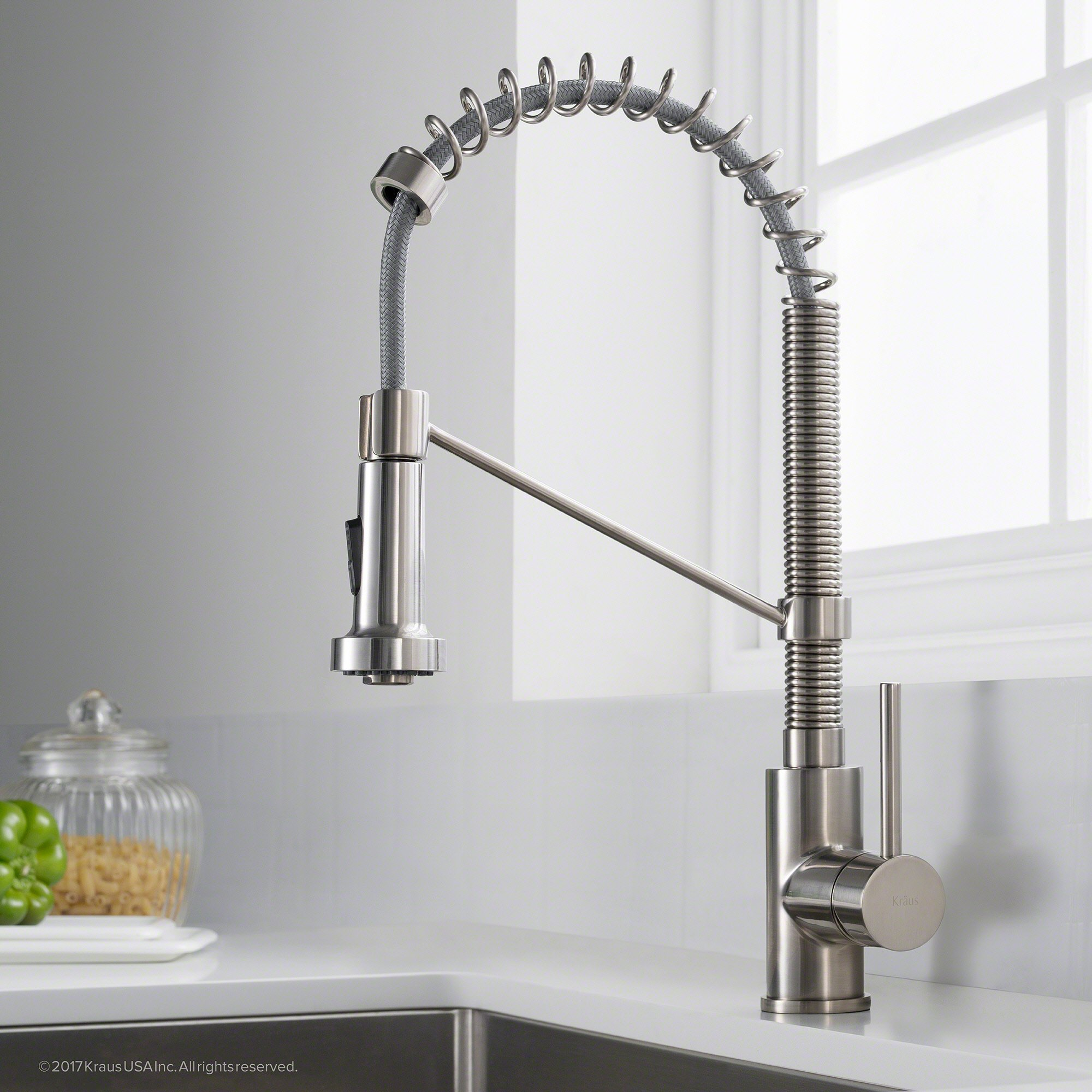 title | Industrial Kitchen Faucet