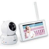 Image result for vtech safe and sound expandable HD baby monitor