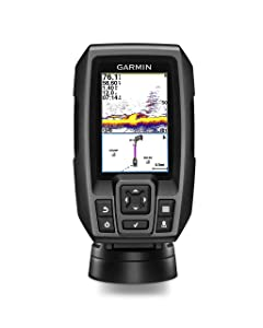 #1 Garmin Striker 4cv with Transducer