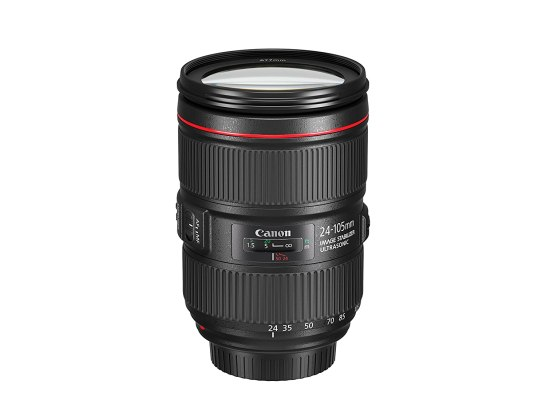Canon EF 24–105mm f/4L is II USM Black Friday Deal 2019