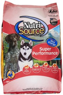 Tuffy's Pet Food Nutrisource Super Performance Dry Food