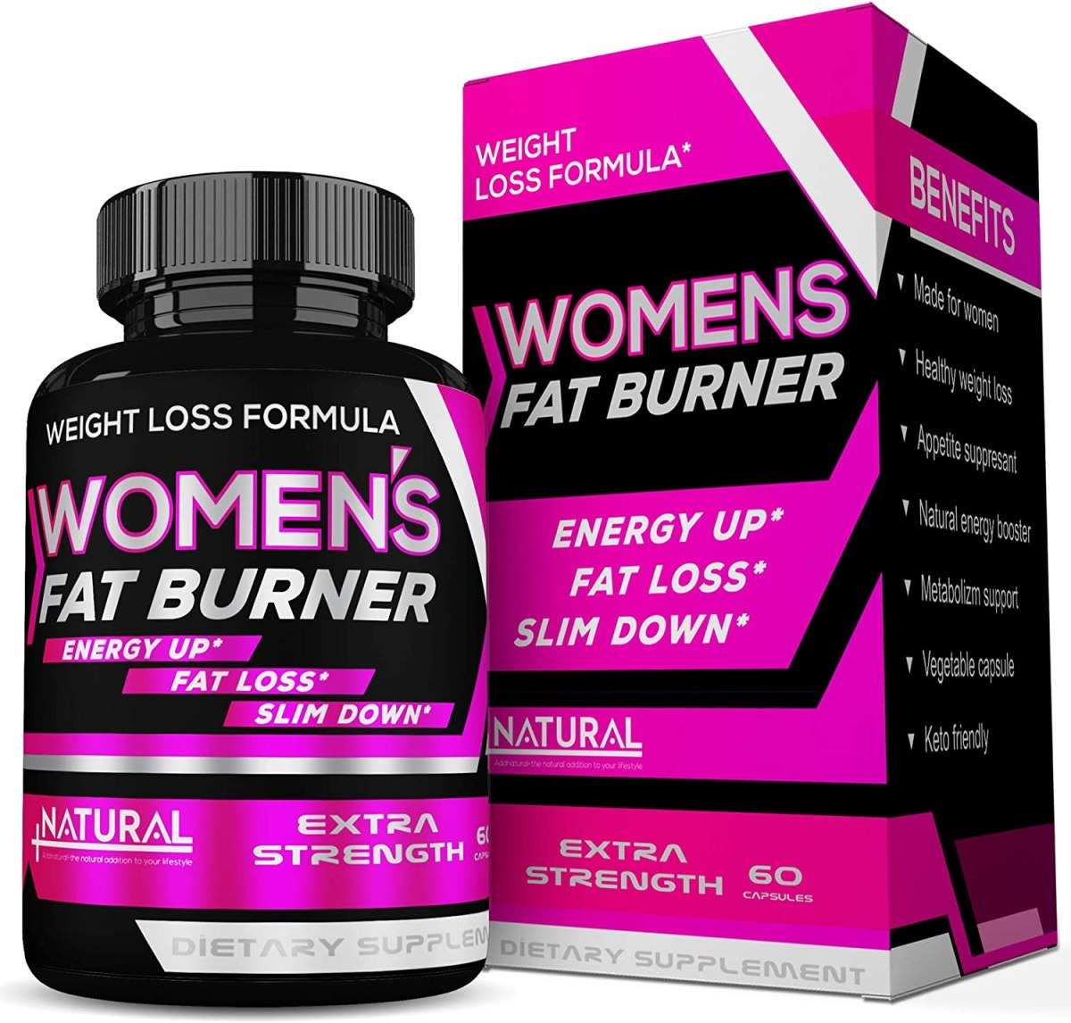 Fat Burner Thermogenic Weight Loss Diet Pills That Work ...