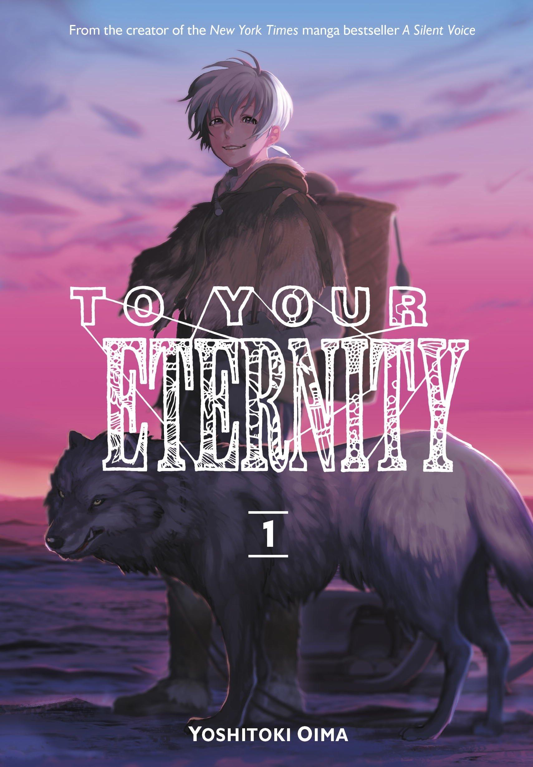 Amazon.com: Zu Ihrer Ewigkeit 1 (9781632365712): Oima, Yoshitoki: Bücher