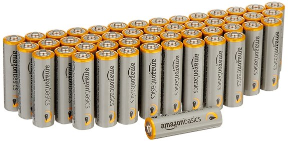 AmazonBasics AA Performance Alkaline Batteries Review
