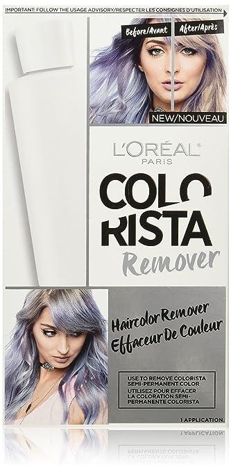Amazon Com L Oreal Paris Colorista Color Eraser Haircolor Remover Beauty