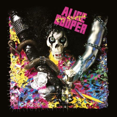 Hey Stoopid-HQ/Insert: Alice Cooper: Amazon.fr: Musique