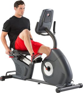 best recumbent exercise bike for obese people - Schwinn Recumbent Bike