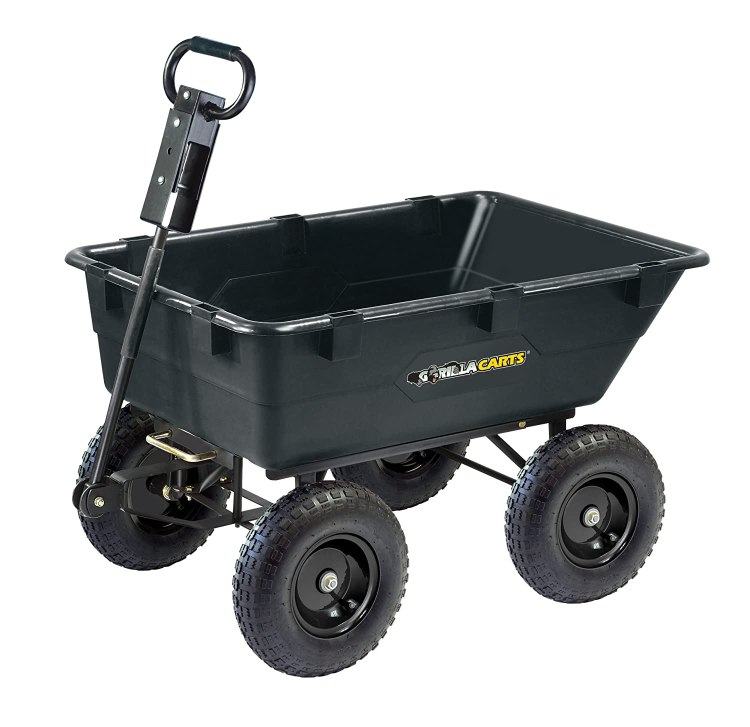 Gorilla Carts 1200 Pounds