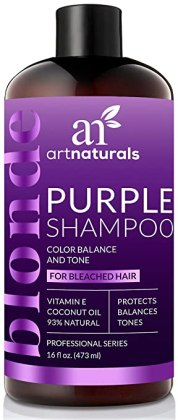 Artnaturals Purple Shampoo, 16 Ounce