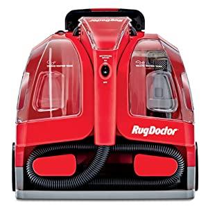 Carpet Cleaning Machine | Rug Doctor Portable Spot Cleaner 5.5 Foot Hose