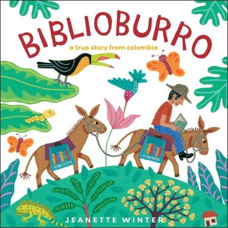 Esperando el biblioburro - Cuento basado en una historia real.