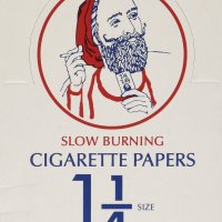 Zig Zag 1.25 Cigarette Rolling Papers, 24-Pack Box