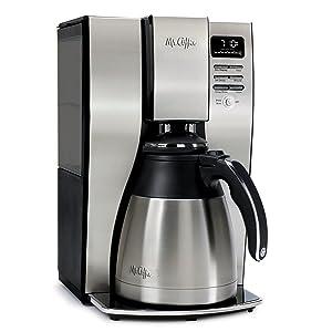 Mr. Coffee BVMC-PSTX95 10 Cup Optimal Brew Thermal Coffeemaker