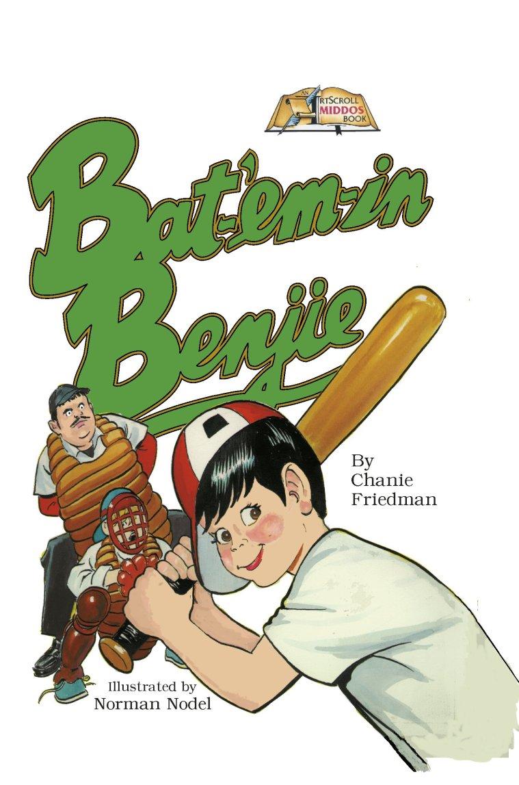 Image result for Bat-'em-in Benjie
