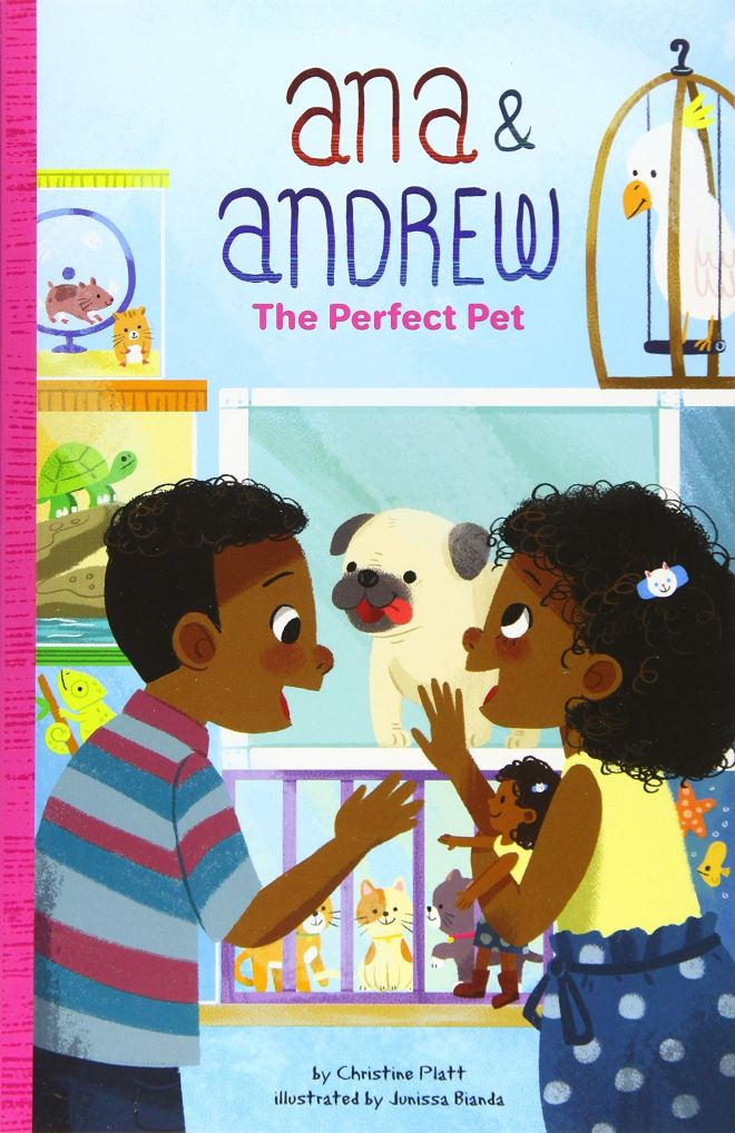 The Perfect Pet (Ana & Andrew): Platt, Christine: 9781644942635:  Amazon.com: Books