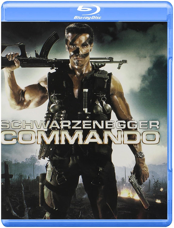 Commando (1985) 720p HEVC BluRay Hollywood Movie ORG. [Dual Audio] [Hindi or English] x265 AAC ESubs 850MB Download