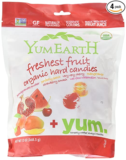 Yum Earth Candy Drops