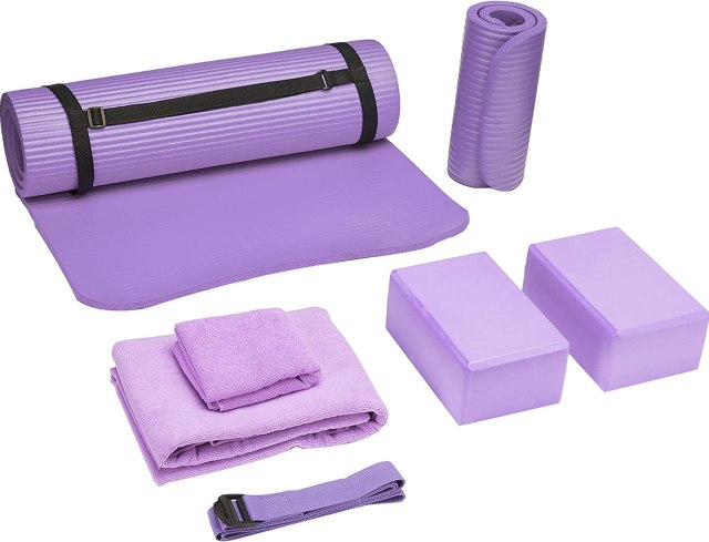 Best Yoga Mat for Bad Knees