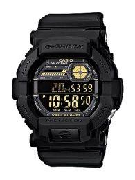 Casio Men's GD350-1B Black G-Shock Watch Review