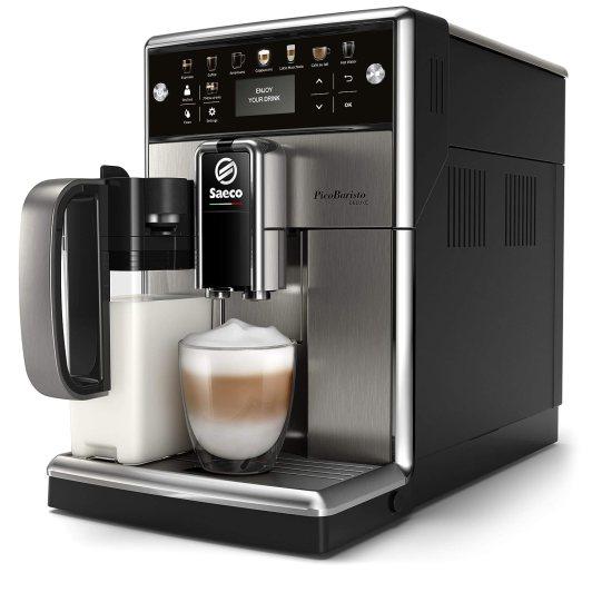 cafetière expresso broyeur - Saeco PicoBaristo Deluxe SM5570/10