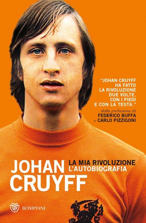 Johann Cruyff, l'autobiografia ! Numerosette Magazine